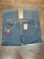 JNCO Jeans 179 Crown NWT Size 34  Wide bottoms skating Rave 90s New