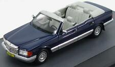 Matrix 1984 Mercedes W126 380 Sel Caruna Princess Juliana Blue 1:43*New Item!