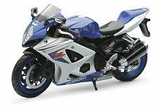 New Ray 1/12 2008 Suzuki GSX-R1000 Motorcycle Race Bike 57003 AS