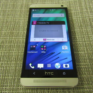HTC ONE, 32GB - (T-MOBILE) CLEAN ESN, WORKS, PLEASE READ!! 41270