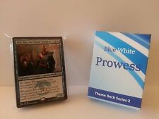 MTG Standard & Theme Decks - Blue White Prowess Khans Magic the Gathering