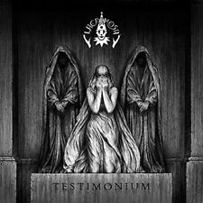 Testimonium * by Lacrimosa (CD, Aug-2017, Hall of Sermon (Germany))