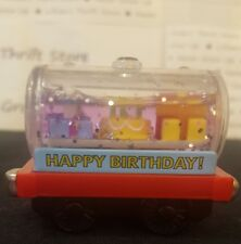 Thomas & Friends Take N Play Metal Diecast Happy Birthday Tender