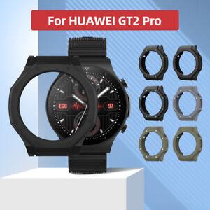 Sikai Soft TPU Smart Watch Case Cover For Huawei Smart Watch GT2 Pro Bumper
