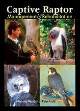 Captive Raptor Management & Rehabilitation