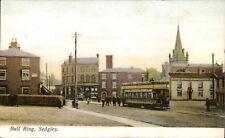 Sedgley. Bull Ring # 40 by John Price & Son. Tram.