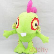 "Green Murloc Plush Toy Blizzard Entertainment World of Warcraft Stuffed Doll 9"""
