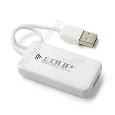 Portable Wireless File Server WiFi Disk USB HDD Drive Storage Sharing Cordless