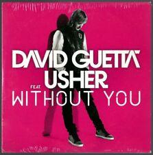 David Guetta (Feat. Usher) - Without You (2011)  *** neu / OVP / in Folie ***