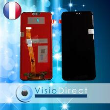 Ecran complet pour Huawei P20 / P20 Lite / P20 Pro noir vitre tactile + LCD