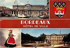 BR689 France Bordeaux L'Hotel de la Ville multi vues cars voitures