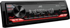 AUTHENTIC JVC KDX270BT CAR Media Bluetooth USB Stereo AM/FM Radio Receiver