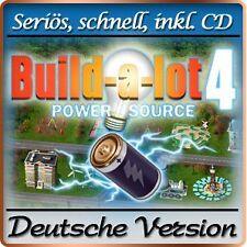Build-a-lot 4 - Power Source DELUXE - PC - Windows XP / VISTA / 7 / 8