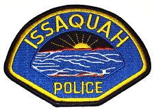 ISSAQUAH WASHINGTON WA Sheriff Police Patch OCEAN SUNRISE ~