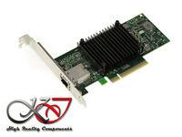 Carte Réseau PCIE 10G 1 PORT 10 GB RJ45 CHIPSET INTEL 82599EN HIGH + LOW profile