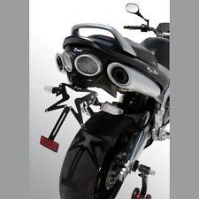 Support de plaque + éclairage ERMAX Suzuki GSR 600 2006/2011 06-11 Peint *