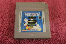 4 in 1 Fun pack Volume II For Nintendo Gameboy