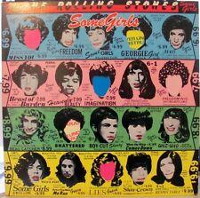 ROLLING STONES Some Girls 2010 UK 180g vinyl LP NEW / UNPLAYED