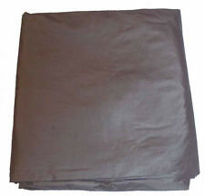 Brown Vinyl Air Hockey Table Cover - Fits 7 to 8 Foot Size
