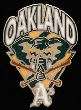 Oakland Athletics Baseball Pin Badge ~ MLB ~ Mascot: Stomper the Elephant