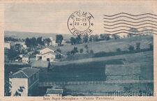 * ROMA - Sette Bagni Marcigliana - Veduta panoramica 1941