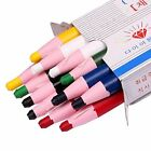 12 Pack Diamond Peel-Off China Markers Grease Pencils for all surfaces Art Pens