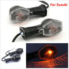 2x Front/Rear Turn Signal Indicator Light For SUZUKI DRZ400 S/SM DR-Z 400S/400SM