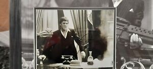 Al Pacino Signed Autograph Display (Inc certificate of authenticity)