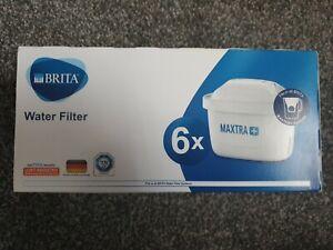 Brita 6x Maxtra + Cartridges NEW