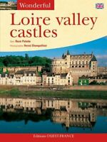 Loire valley castles by Polette, René Book The Fast Free Shipping