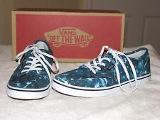 Vans Atwood Low Cracked Ice canvas shoes size 8  ***WORN ONCE***