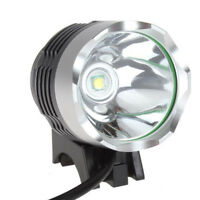 Front Cycling LED Bicycle Bike Strong Flash Head Light TorchHeadlight Lamp NE8Z