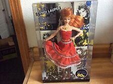 2009 Cyndi Lauper Barbie Doll ~ Ladies of the 80's ~
