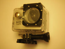"1080P Full HD Sports Camera. Waterproof 30m mini DVR helmet cam 2"" LCD Screen UK"