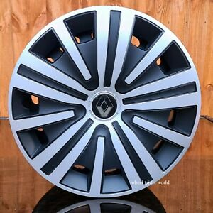 """4x16"""" wheel trims to fit  RENAULT TRAFIC   (NOT MASTER)"""