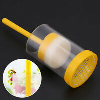 Beekeeper Queen Bee Marking Cage Marker Plunger  Bottle Beekeeping TooME