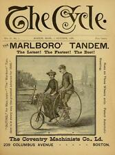 ANTIQUE BICYCLE MOTORCYCLE WHEEL HISTORY - 1,000 RARE CYCLING MAGAZINES ON DVD