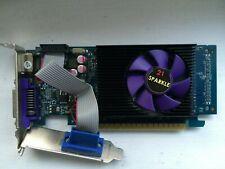 SPARKLE NVIDIA GEFORCE 8400 GS GT218 512 MB PCI-EX16 HDMI/DVI/VGA HALF SIZE BRAC