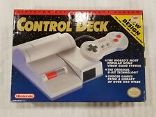 Nintendo NES-101 Top Loader Control Deck NIB Brand New in Box RARE