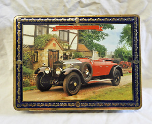 Waddingtons Limited Edition 500 Piece Jigsaw Puzzle in a Tin REF. 13204