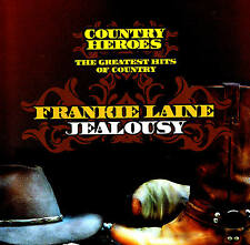 "FRANKIE LAINE ""Jealousy"" Top Country Album CD NEU & OVP 25 Tracks"