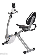 Stamina RECUMBENT BIKE w/ UPPER BODY EXERCISER Stationary Indoor Cardio Fitness