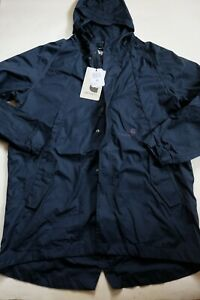 Man Jacket Carhartt Squad Parka (Navy) Size M