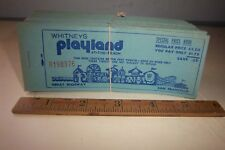 San Francisco Playland at the Beach 25 Unused Ticket Books Free Shipping