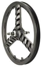 "ACS Stellar Mag 20"" Rear Wheel, 3 Spoke 3/8"" Axle Black"