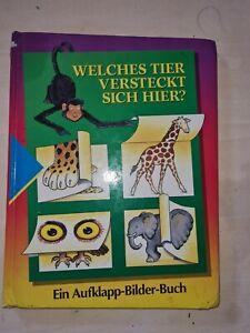 Kuckuck! Welches Tier versteckt sich hier? von Helmut Spanner (2007, Pappbilder…