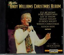 ANDY WILLIAMS - CHRISTMAS ALBUM - MINT CD - 15 SONGS