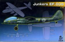 Unicraft Models 1/72 JUNKERS EF.008 German WWII Jet Bomber Project