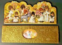 Vintage Rare Hallmark Christmas Card Printed in USA Lot of 2 Cards  NOS