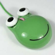 Funny Kids Cute Cartoon Animal Frog Mouse For Children PC Learning USB Mice